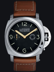 Luminor 1950 Angelus 8 Days 47mm, S. E. 2005, Pam 203