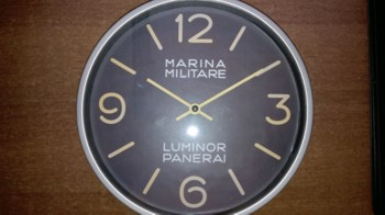 Club Panerai Solo La Storia Al Polso Only The