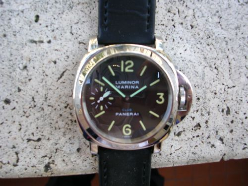 Luminor Marina Club Panerai