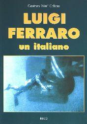 Technisub Nuovo ARO, le ventral 100% O2 rêvé par LUIGI FERRARO 395L.Ferraro